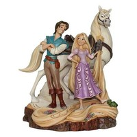 Enesco Tangled Carved by Heart