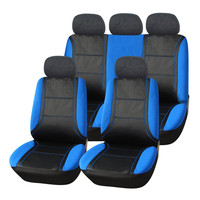 Furnistar 9-Piece Car Vehicle Protective Seat Covers CV0219-1