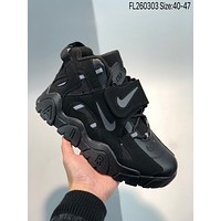 NIKE AIR BARRAGE MID QS cheap Men's and women's nike shoes