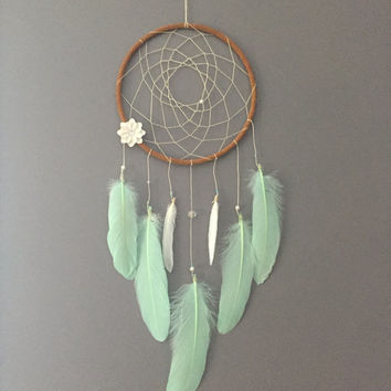 Shorelines ~ Dream Catcher Wall Hanging