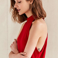 Urban Renewal Remade Cropped Turtleneck Sweater Tank Top - Urban Outfitters