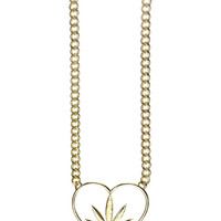 LOVE WEED NECKLACE