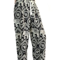 Harem Trousers Bangkok Pants Women's Yoga Women Harem Elephant Pants