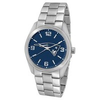 New England Patriots Stainless Steel Men's Watch - NFL Watches - Watches - Jewelry - Helzberg Diamonds