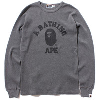 COLLEGE THERMAL L/S TEE