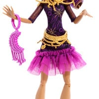 MONSTER HIGH® Frights, Camera, Action!™ Black Carpet - Clawdeen Wolf® Doll - Shop Monster High Doll Accessories, Playsets & Toys | Monster High