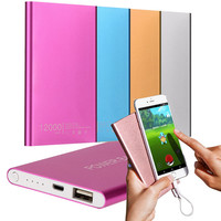 Ultra-thin Charger Power Bank External Battery Chargers