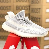 Adidas Yeezy Boost 350 V2 Static Fashion Casual Sport Running Shoes Sneaker