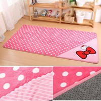 900X1850CM Hello Kitty Carpet For Living Room Rugs And Carpets Bathroom Carpet Child Decor Bedroom Home Rug Carpeted Floor Mats