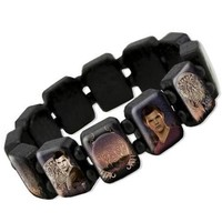 "Twilight Breaking Dawn ""Jacob"" Wooden Bracelet"