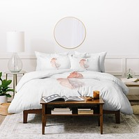 Wonder Forest Freedom Feather Duvet Cover