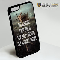 Hozier Work Song Lyric iPhone 6 Case|iPhonefy