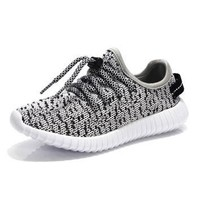 Yeezy Shoes Kids Shoes Chaussure Enfant Fashion Children Sneakers Comfortable and Brea