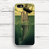 iPhone 4s 5s 5c 6s Cases, Samsung Galaxy Case, iPod Touch 4 5 6 case, HTC One case, Sony Xperia case, LG case, Nexus case, iPad case, whale and boat Cases