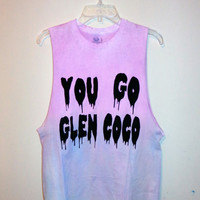 You Go Glen Coco Muscle Tank