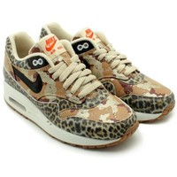 NIKE ATMOS WMNS AIR MAX LEOPARD CAMO TIGER SNEAKERS:Amazon:Everything Else