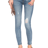 Lovers + Friends Ricky Skinny Jean in Varanda