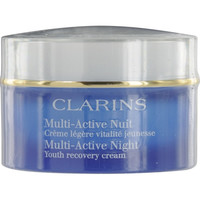 Clarins by Clarins Multi-Active Night Youth Recovery Comfort Cream ( Normal to Combination Skin ) --50ml/1.7oz