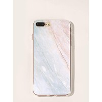 Stone Pattern iPhone Case