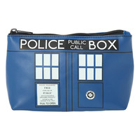 Doctor Who TARDIS Cosmetic Bag