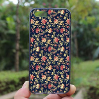 Vintage Embroidery Floral,iphone 4 case,iPhone4s case, iphone 5 case,iphone 5c case,Gift,Personalized,water proof