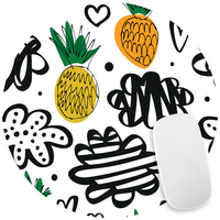 Tropical Summer Mouse Pad Decal