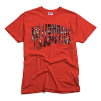 BB Arch T-Shirt Red