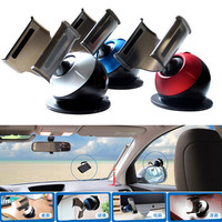 Hot 360 Degrees Universal Phone Holder bike Car Tables Wall Phone Stand Dash Mount Ball Dock Holder for Phone