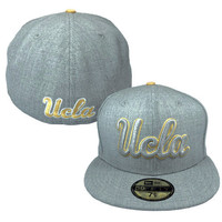 """UCLA Bruins """"Heather"""" Fitted Hat"""