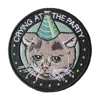 Crying At The Party Patch