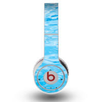 The Crystal Clear Water Skin for the Original Beats by Dre Wireless Headphones