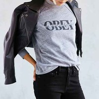 OBEY Halfway There Pullover Sweatshirt