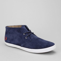 Urban Outfitters - Fred Perry Byron Mid Suede Sneaker