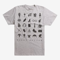 Harry Potter Icons T-Shirt