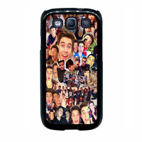 magcon boys collage all of smile samsung galaxy s3 s4 s5 s6 edge cases