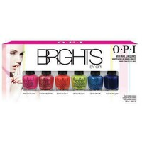 OPI Nail Lacquer - Brights Mini Collection