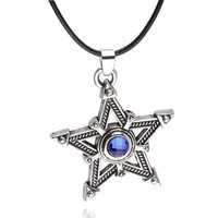 Shiny Gift Stylish Jewelry New Arrival Anime Diamonds Fashion Accessory Necklace [6573105159]