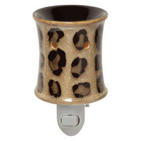 Leopard Plug-In Scentsy Warmer