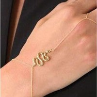 Snake Chains Body Jewelry Bracelet