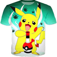 Dragon Ball Kush Tee
