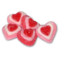 Triple Gummy Hearts