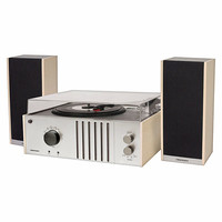 Crosley Player Turntable with Detachable Speakers