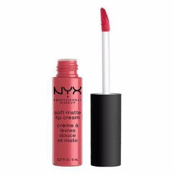 NYX Soft Matte Lip Cream - Addis Ababa - #SMLC07