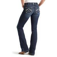 Ariat Women's Real Boot Cut Riding Jeans