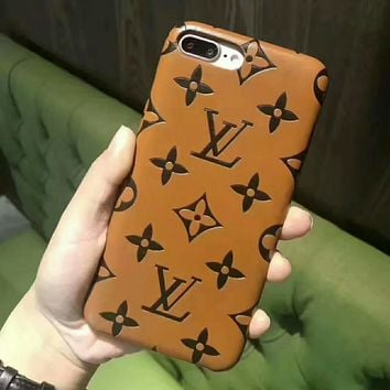 LV 2017 Hot ! iPhone 7 iPhone 7 plus - Stylish Cute On Sale Hot Deal Matte Couple Phone Case For iphone 6 6s 6plus 6s plus G-AGG-CZDL