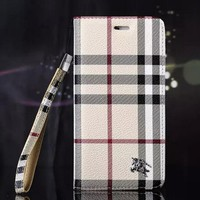 BURBERRY  iPhone Phone Cover Case For iphone 6 6s 6plus 6s-plus 7 7plus