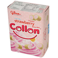 Glico Strawberry Collon 1.9 oz - AsianFoodGrocer.com | AsianFoodGrocer.com, Shirataki Noodles, Miso Soup