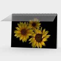 Sunflower Triple Sketch Pad