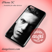 Jamie Campbell Bower Phone case for iPhone 5C and another iPhone devices