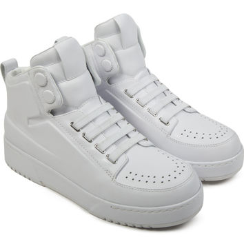 3.1 Phillip Lim White PL31 High Top Sneakers   HYPEBEAST Store.